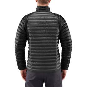 Haglöfs Essens Mimic Jacket Men, magnetite/true black